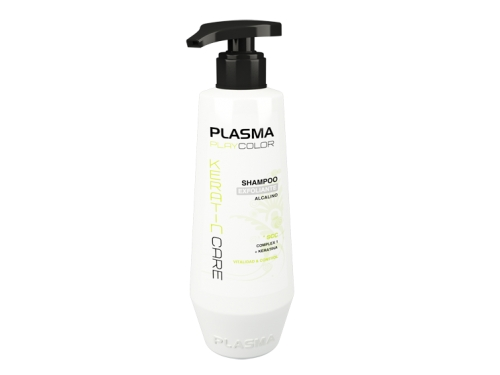 SHAMPOO ALCALINO EXFOLIANTE 1000 ML (Profesional) / 300 ml (Reventa)